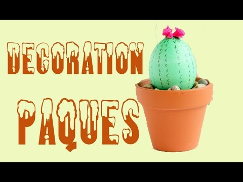 decoration paques youtube. Black Bedroom Furniture Sets. Home Design Ideas
