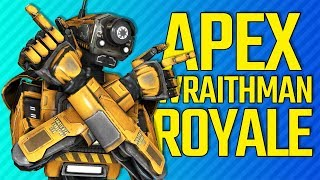 APEX WRAITHMAN ROYALE | Apex Legends