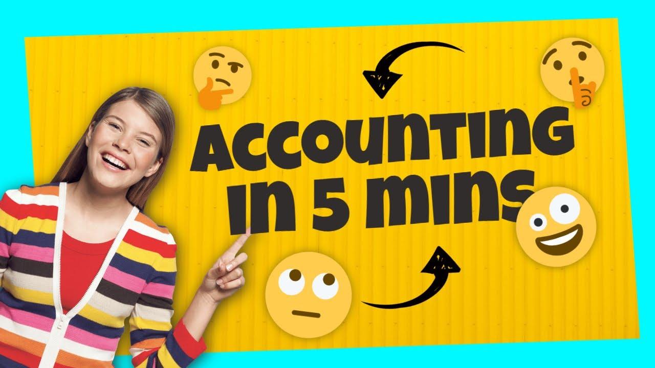 Jurusan akuntansi mempelajari apa saja 👉 Pengertian Akuntansi hanya dengan 2 kata   YouTube