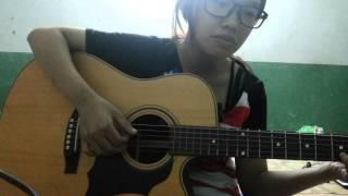 Trong lành những giấc mơ - Gin guitar cover