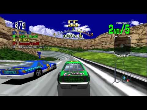 Daytona USA Online - Stop Winning, Miki765 !