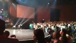 Siyabonga siyabonga... Ntokozo Mbambo DVD Recording