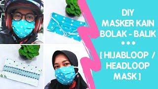 Ralat : ukuran masker yang benar adalah 18cm x 16cm how to sew fabric mask | cara membuat kain assalamualaikum, saat ini, menggunakan disaranka...