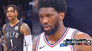 Sixers SHOCK Nets In Crazy Ending Of Game 4! Sixers vs Nets Game 4 2019 NBA Playoffs Final Minutes