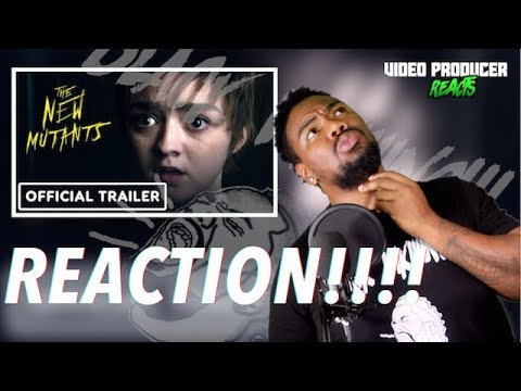 The New Mutants | Official Trailer | 20th Century FOX REACTION!!!!