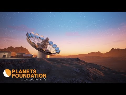 Extraterrestrial Life Finding Telescopes - PLANETS Foundation