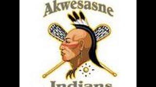 Akwesasne Jr B Indians VS. Halton Hills Bulldogs