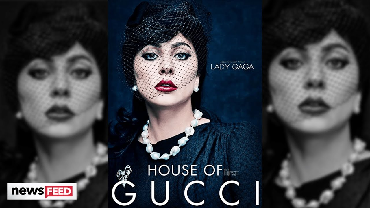 'House of Gucci' Trailer: Lady Gaga Follows 'A Star Is Born' with ...