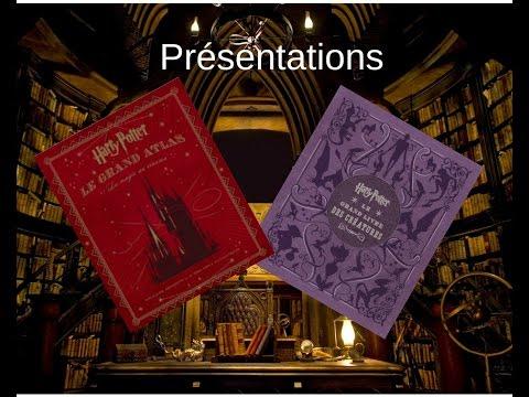 Book 2 Harry Potter Le Grand Atlas Le Grand Livre Des Creatures