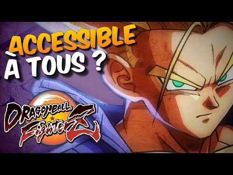 DRAGON BALL FIGHTERZ : Un Gameplay accessible à tous ?   Gameplay FR