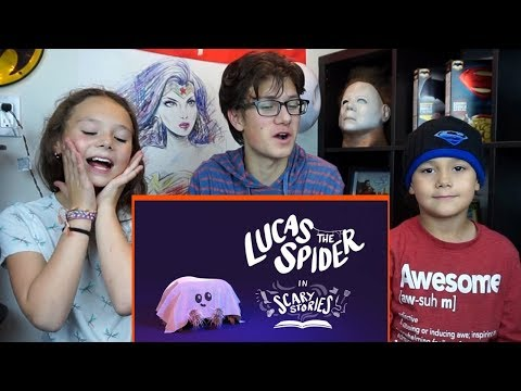 download Lucas The Spider - Scary Stories REACTION