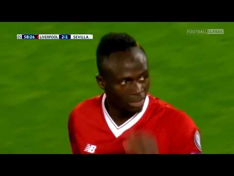 Liverpool vs Sevilla   UCL 2017 2018   Highlights English Commentary HD