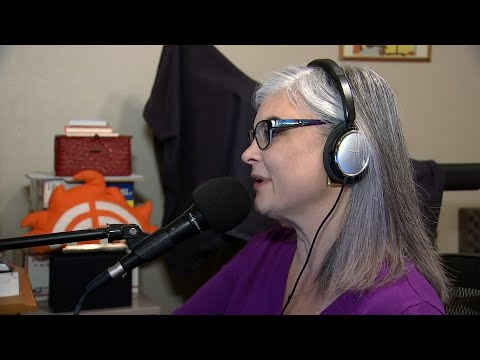 VIDEO: Radio DJ volunteers as special advocate for the court