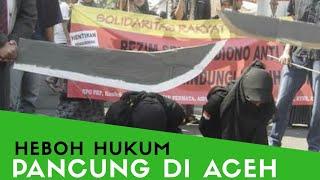 Video HEBOH HUKUM PANCUNG DI ACEH download MP3, 3GP, MP4, WEBM, AVI, FLV November 2018