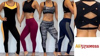 Aliexpress Haul - Try on & Review