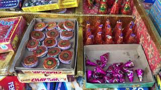 [4k] Fireworks Shopping - Diwali 2017