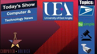 Image for vimeo videos on Facial Recognition Legality, University of East Anglia, And Tech News!