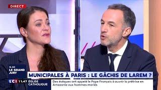 """""""Paris ne se vide pas"""" assure Emmanuel Grégoire"""