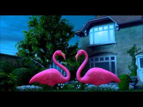 Love builds a garden - Elton John - Gnomeo and Juliet - HD