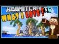 Hermitcraft Season 6: Starting Shipwreck Island  (Minecraft 1.13 survival let's play Ep.4)