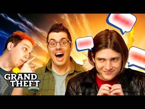 THAT'S MY TRIGGER PT 2 (Grand Theft Smosh)