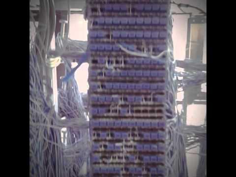 MDF BTC telkom batam