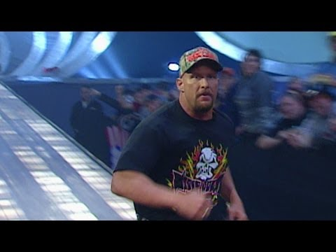 Kurt Angle vs. The Rock - WWE Championship Match: SmackDown, November 2, 2000