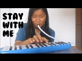 STAY WITH ME    Chanyeol   Punch   Cindy Felicia   Melodica Cover