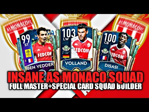 THIS IS AS MONACO TEAM 2020/2021 | TEAM UPGRADE | FIFA MOBILE 20