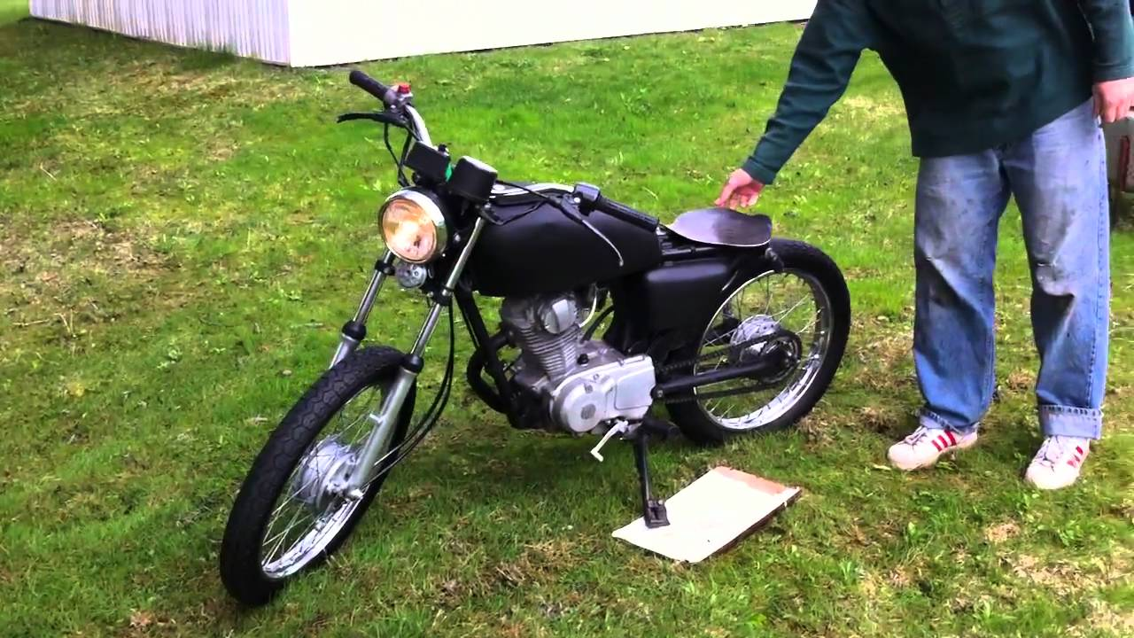 Al S Cb125 After Youtube