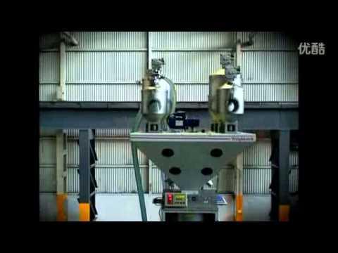 4000 ton injection molding machine