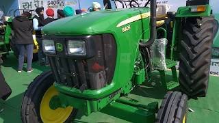 New model John Deere 5405 Gear pro | 63 HP Tractor | full review with price