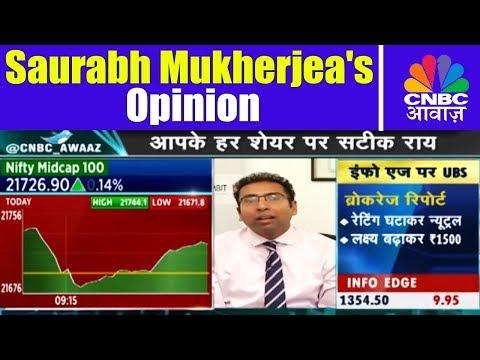 All Time Highs In Market A Pre-Budget Rally? | Saurabh Mukherjea's Opinion | CNBC Awaaz