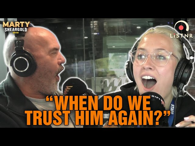 Spotify Quiz Controversy - Will Caught Cheating? | The Marty Sheargold Show | Triple M
