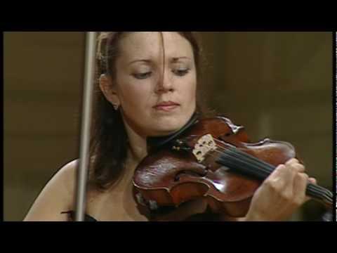 Grażyna Bacewicz, Sonata Nr.2 for Violin Solo, Maria Shalgina