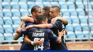 Обзор матча «Черноморец» — «Горняк-Спорт» - 3:1 / 2-й тур ПФЛ