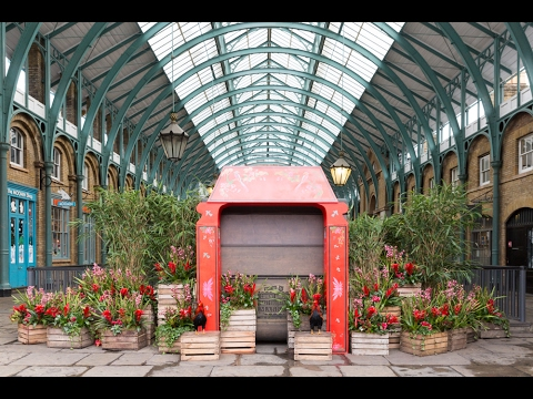 9 Reasons to Love London's Covent Garden