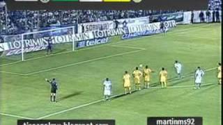 Santos vs América 4-1