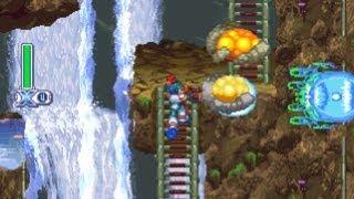 "Vamos Jogar: Megaman X4 #1 - ""A Lenda Do Dragoon"""