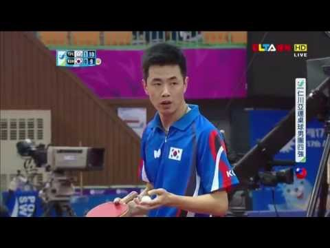 2014 Asian Games MT-SF2: KOREA Vs TAIPEI [HD] [Full Match/Chinese]
