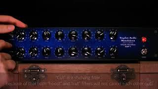 Tegeler Audio Manufaktur Classic Equalizer EQP-1 | Rock, Pop, Funk demo