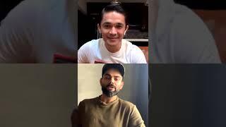 Part-1: Virat Kohli conversation with Sunil Chhetri