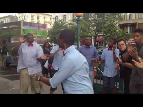 Gospel for Teens Quartet Live in Harlem