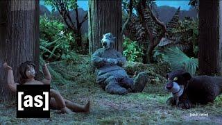 The Baloo Identity | Robot Chicken | Adult Swim thumbnail