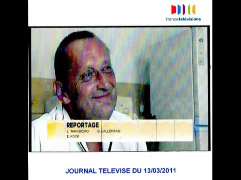 Reunion 1er-Journal Televiser-Reportage du 13/03/2011
