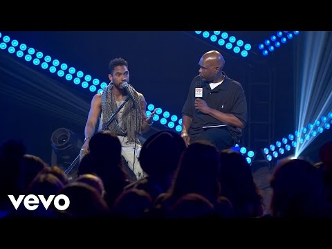 Miguel - Q&A Part 1 (Live on the Honda Stage at the iHeartRadio Theater LA) mp3