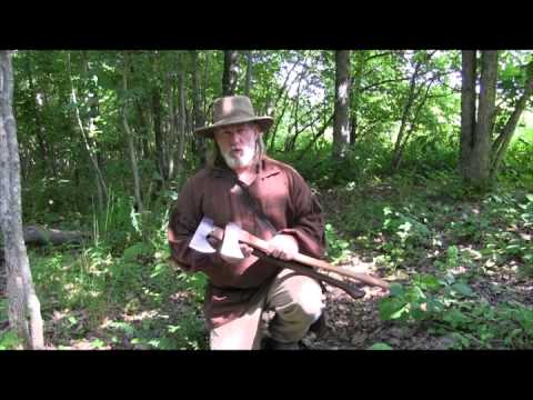 Pathfinder Outdoor Journal Ep 5  - 18th Century Woodsman Trapping And Fur Trading