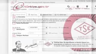 e-Devlet Kapısı - MSB Askerlik Durum Belgesi Sorgulama