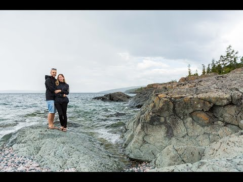 Exploring Lake Superior - Ontario Canada - Travel Vlog