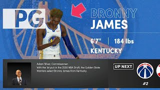 How to download and edit an nba draft in 2k21 next-gen (ps5/xbox series x)check out my other videos:nba 2k - ps5 vs ps4 ps3: https://youtu.be/e3svveu-k0on...